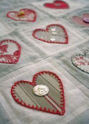 Panier tricot : décos 3.