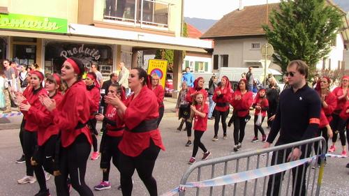 12 Mars 2017 carnaval de cluses