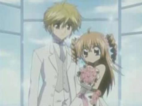 Un Mariage ?!!
