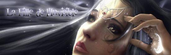 la fille de l'invisible