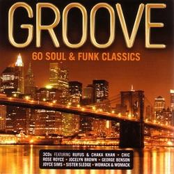 V.A. - Groove 60 Soul & Funk Classics - Complete CD