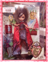 ever after high - cerise hood - legacy day - doll