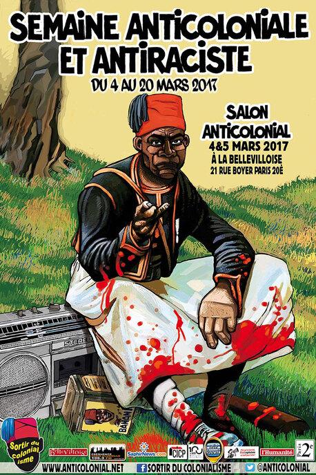 Du 4 au 20 mars : Semaine Anticoloniale