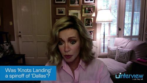 Interview de Donna Mills