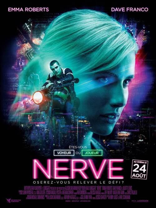 2 Youtubeurs français (JayMaxvi et Push your Pink) relèvent les défis de NERVE - 2016