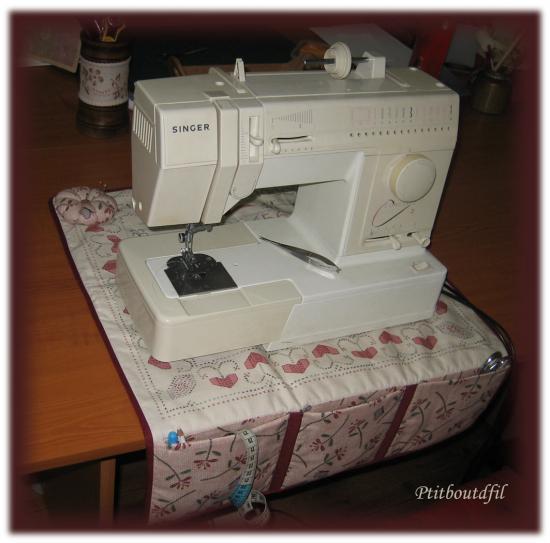 Super Tapis Machine à coudre - Un petit bout de fil SR07