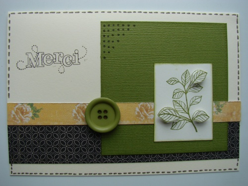 "Kit multi-pages de Septembre de chez ""Variations Créatives"" (3/3)"