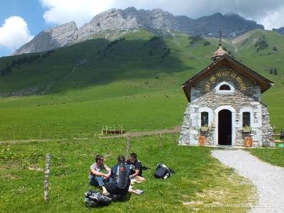 1er jour de ce moto tour 2013 : Où la Savoie est une belle entrée en matière ....