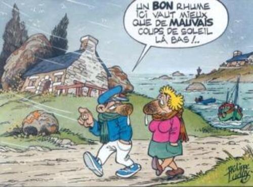 Le climat de Bretagne