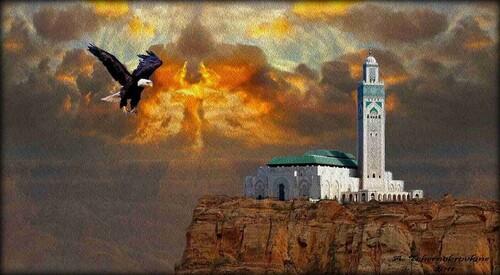 L'aigle et la Mosquée