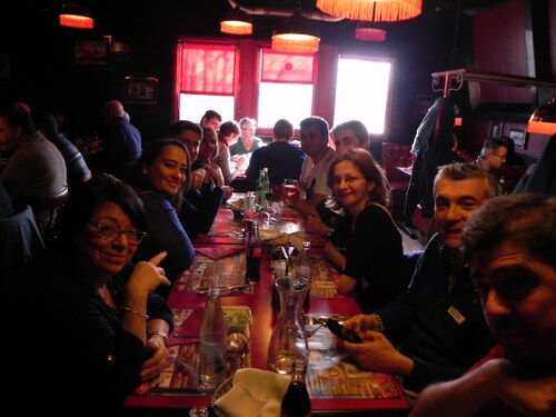 Tournoi de Melun spécial Arts - 28/11/2015