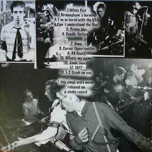 La Saga du Clash - épisode 2 - Juillet - Novembre 1976