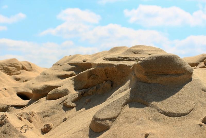 Dune du Pilat : sculture de la nature (2)
