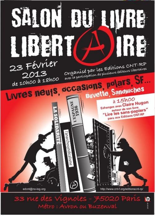 Salon du livre libertaire