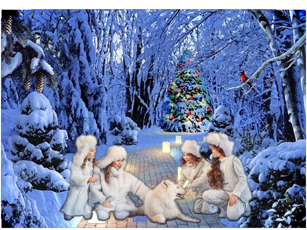Mes créations Noël