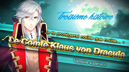 Klaus von Dracula, Solution de la troisième histoire
