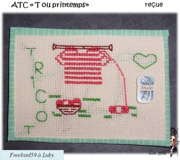 """ATC """"T ou Printemps"""""""