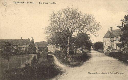 Famille Dupré, Treigny