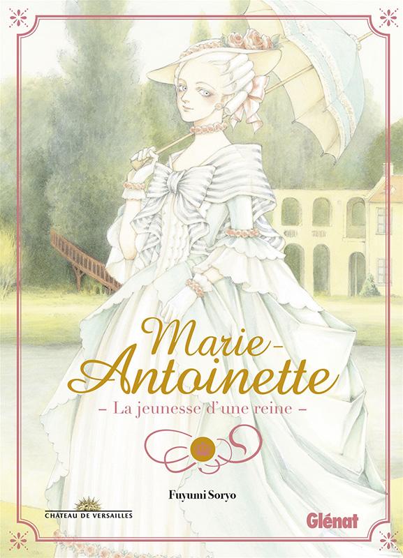 MANGA | Marie-Antoinette ~ La jeunesse d'une reine