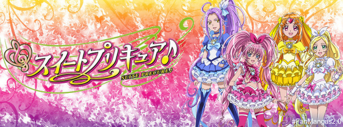 Suite Pretty Cure VOSTFR