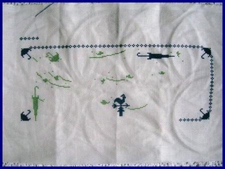 SAL Mary Poppin's étape 1-2-3.