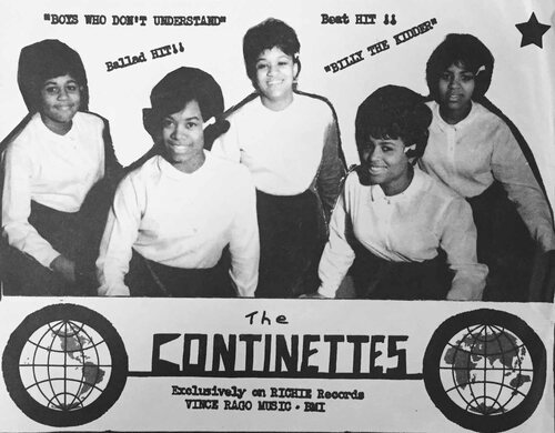 The Continettes