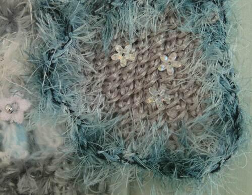 Mon scrumble de juillet : un écrin blanc