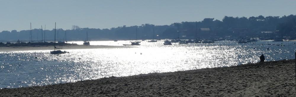 Samedi de janvier, au Cap-Ferret...
