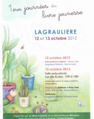Programme du 29 septembre au 15 octobre 2012