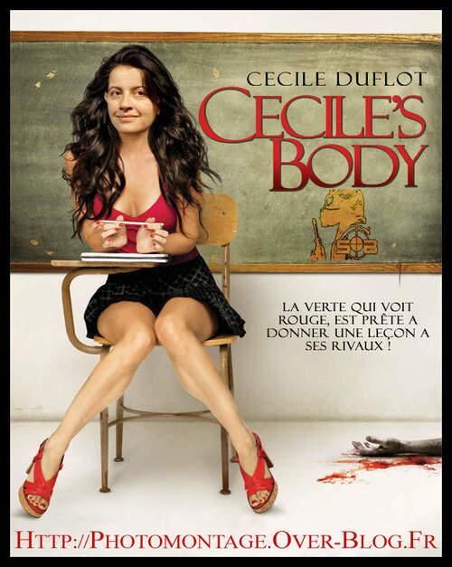Cécile Duflot super sexy