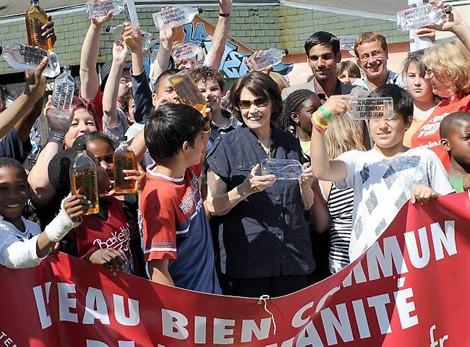 Convictions, courage et gentillesse, Danielle Mitterrand manquera à toute la gauche