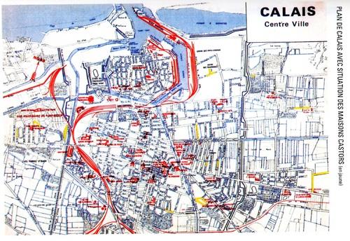 Les castors de Calais