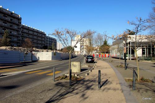 Toulouse Empalot : on démolit ...