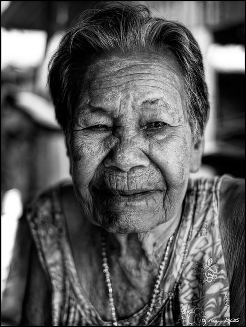 Portraits Thaïlandais