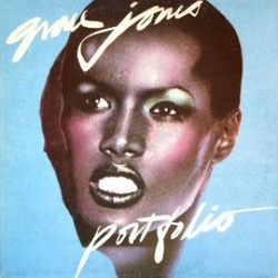 Grace Jones - Portfolio - Complete LP