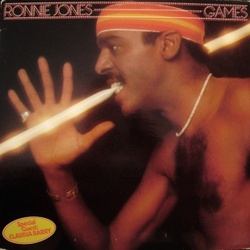 Ronnie Jones - Games - Complete LP