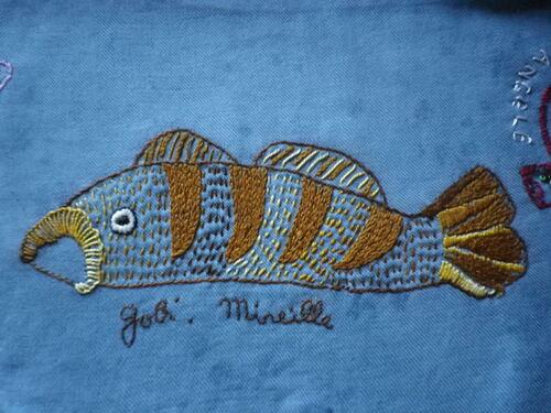 Derniers poissons, Nans- sous- Ste- Anne et Puget-sur-Argens