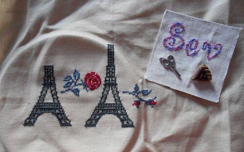 Naissance d'un monument parisien (3)