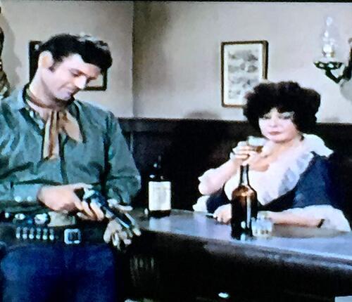Don Murray dans Les bannis.