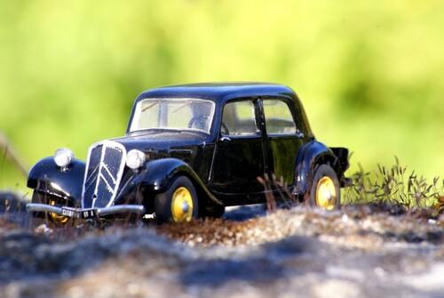 Citroën Traction 11cv