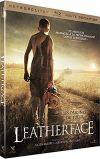 [Test Blu-ray] Leatherface