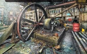 Jouer à Abandoned workshop escape