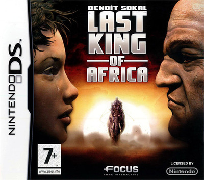 Last King of Africa (EU)(M5)