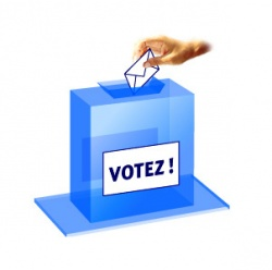 A voté ! .... et vous ?