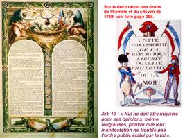 La citoyenneté française et européenne
