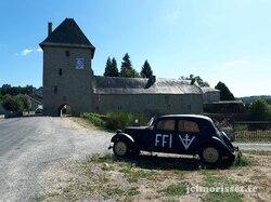 E 35 de Bourganeuf à Peyrat le Château