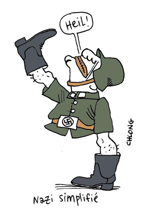 Nazi simplifié