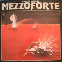 Mezzoforte - Surprise Surprise - Complete LP