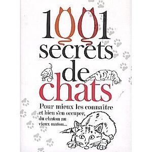 1001 secrets de chats :