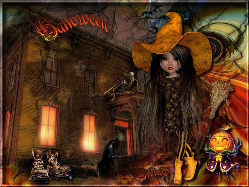 31 octobre Halloween
